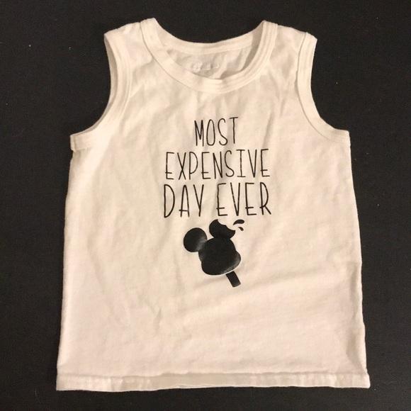 Garanimals Shirts Tops Sale Disney World 3t Most Expensive Day